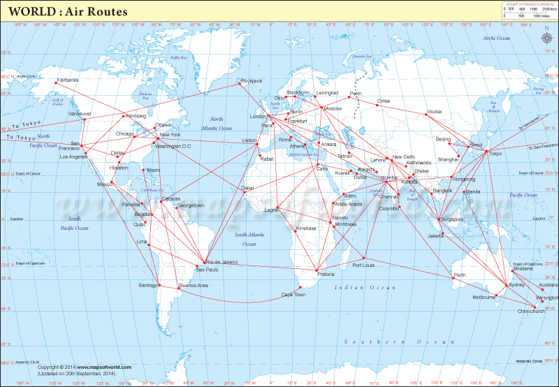 world-airroute-map